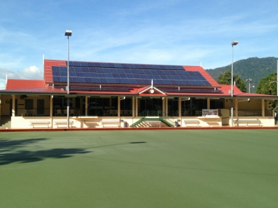 Edge Hill - Powering Club House